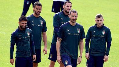 Photo of Η ενδεκάδα της Ιταλίας