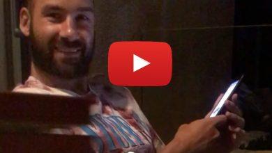 Photo of Η στιγμή που ο Σπανούλης μαθαίνει για την… 6η εγκυμοσύνη της Ολυμπίας!(Video)