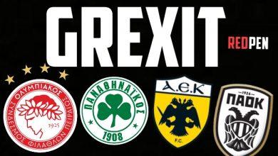 Photo of Το Grexit ουσιαστικά αφορά μόνο τον Ολυμπιακό!