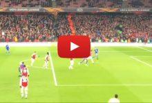 Photo of Το χρυσό γκολ του Ελ Αραμπί μέσα από το γήπεδο (Video)
