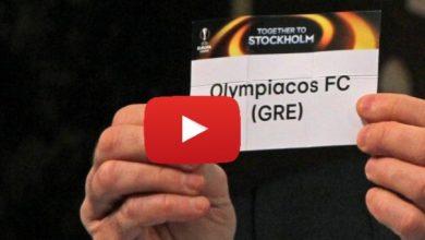 Photo of Δείτε Live εδώ την κλήρωση του Ολυμπιακού (Video)