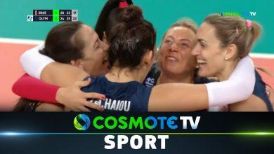 Photo of Τα highlights του Σβιτέλσκι – Ολυμπιακός 1-3 (Video)