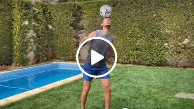 Photo of Tα κόλπα του Χασάν με τη μπάλα (Video)