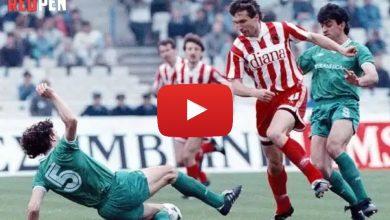 Photo of Αξέχαστη πρόκριση στο… '91 απέναντι στον Παναθηναϊκό (Video)