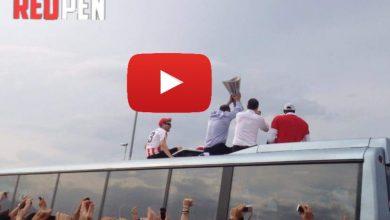 "Photo of Όταν ""κάηκε"" το αεροδρόμιο στην υποδοχή των πρωταθλητών Ευρώπης (Video)"