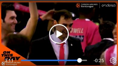 Photo of To video της Euroleague για το back2back του Θρύλου (Video)