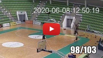 Photo of Απίστευτος Βεζένκοφ! Ευστόχησε σε 98 στα 103 τρίποντα (Video)