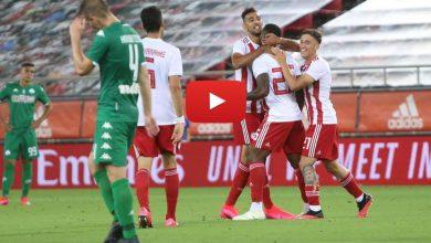 Photo of Τα highlights του Ολυμπιακός – Παναθηναϊκός 3-0 (Video)