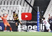 Photo of Τα highlights του ΑΕΚ – Ολυμπιακός 1-2 (video)