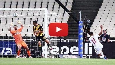 Photo of Τα highlights του ΑΕΚ – Ολυμπιακός 1-2 (video)
