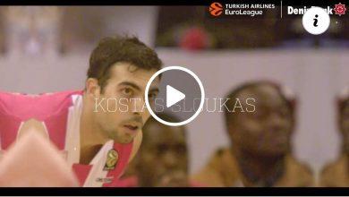 Photo of Η Euroleague πόσταρε βίντεο με highlights του Σλούκα στον Ολυμπιακό (Video)