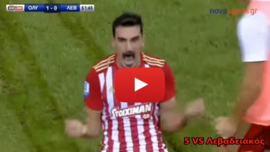 Photo of Όλα τα γκολ του Λάζαρου με την ερυθρόλευκη φανέλα (Video)