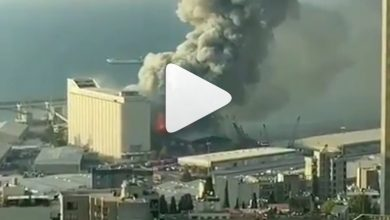 Photo of Βίντεο από τη στιγμή της έκρηξης στο Λίβανο (videos)