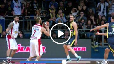 "Photo of Το ""top-10 plays"" του Σπανούλη από τη Euroleague (Video)"