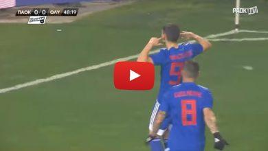 Photo of Τα αξέχαστα παιχνίδια που… ζήσαμε στο PAOK TV (video)