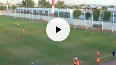 Photo of Απίστευτο γκολ του Νικολή της Κ19 του Θρύλου (Video)