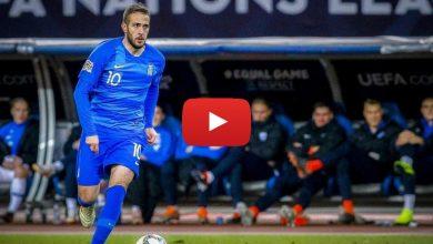 Photo of Το όμορφο γκολ του Φορτούνη με την Εθνική (Video)