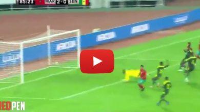 Photo of To γκολ του Ελ Αραμπί με το Μαρόκο (video)