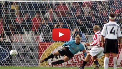 Photo of Όταν ο Θρύλος κέρδισε τη φιναλίστ του Champions League, Βαλένθια (Video)