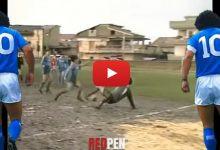 Photo of Όταν ο Ντιέγκο έπαιξε στις λάσπες για να βοηθήσει ένα παιδί (video)